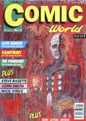 Comic World - No 9, November 1992