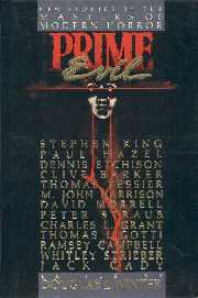 Prime Evil - US 1st edition