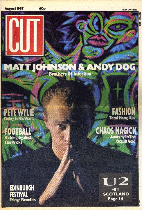 Cut, Vol 2 No 8, August 1987