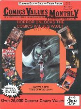 Comic Values Monthly - No 65, December 1991