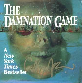 Damnation Game promotion