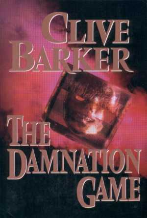 Clive Barker - Damnation Game - US ARC