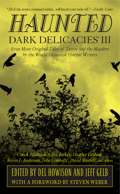Dark Delicacies 3 Haunted, paperback edition