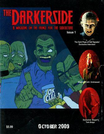 The DarkerSide - No 1, October 2009