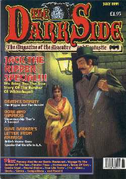 The Dark Side, No 10, July 1991
