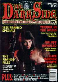 The Dark Side, No 31, April 1993