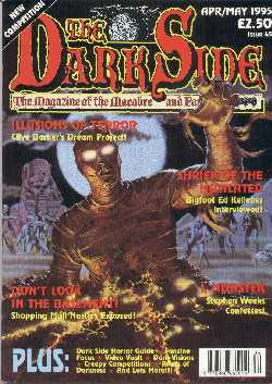 The Dark Side, No 45, April/May 1995