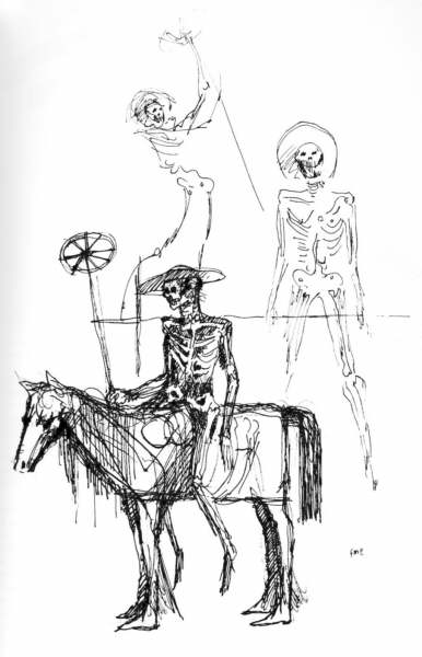 Clive Barker - Death On A Pantomime Horse