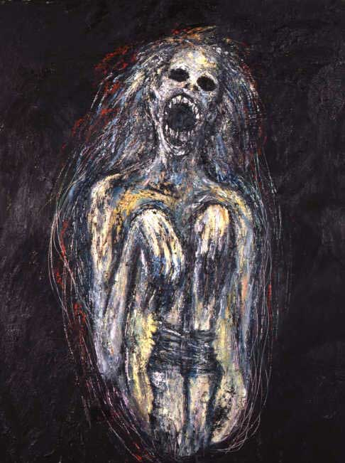 Clive Barker - Death's Womb