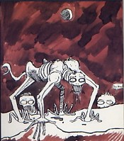 The Droolies by Clive Barker, 1989