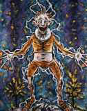 Clive Barker - Electrified Clown