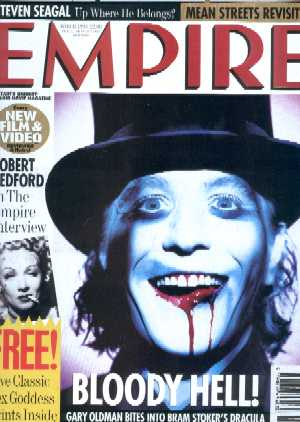 Empire, No 45, March 1993