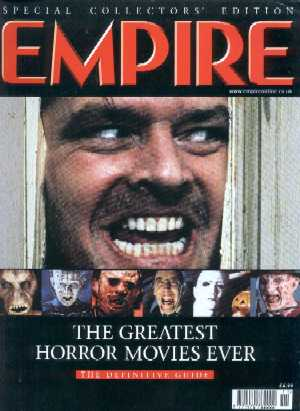 Empire: The Greatest Horror Movies Ever - 2000