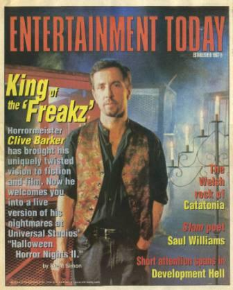 Entertainment Today - Vol XXXI No 6, 23-29 October 1998