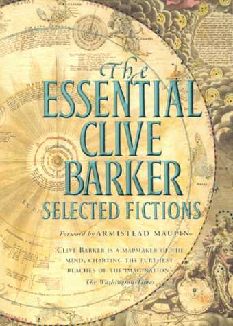 Clive Barker - The Essential - UK paperback