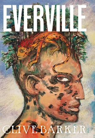 Clive Barker - Everville - US limited edition, 2017