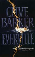 Clive Barker - Everville - UK paperback edition