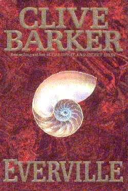 Clive Barker - Everville - US 1st edition