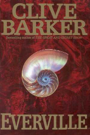 Clive Barker - Everville - US Book Club edition