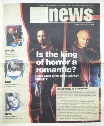 Everybody's News, Issue 511, 3 - 9 July 1998
