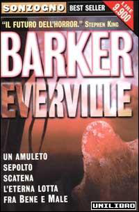Clive Barker - Everville - Italy, 2000