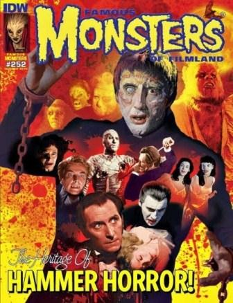 Famous Monsters Of Filmland - No 252, October 2010
