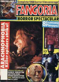 Fangoria Horror Spectacular, No 1, 1990