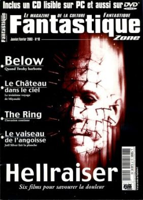 Fantastique Zone, No 10, January/February 2003