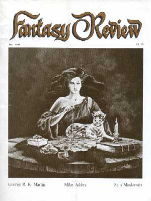 Fantasy Review, No 100, April 1987
