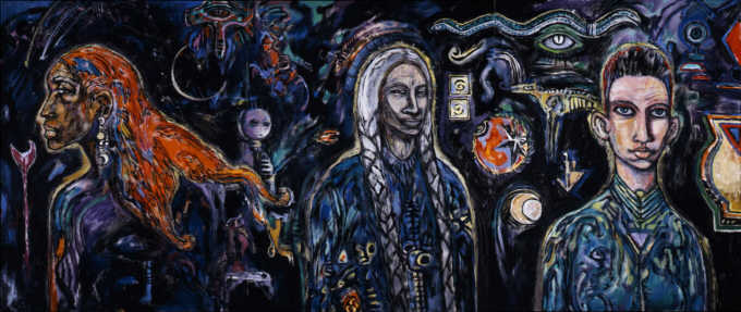 Clive Barker - Women Of The Fantomaya