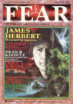 Fear, No 2, Sept/Oct 1988