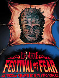 Rue Morgue's Festival of Fear - 26 - 28th August 2005