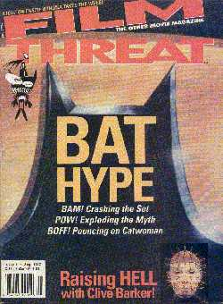Film Threat - Vol 2 No 5, August 1992