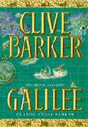 Clive Barker - Galilee - UK 1st edition