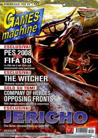 The Games Machine - No 227, November 2007