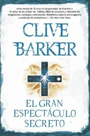 Clive Barker - Great And Secret Show - Spain, 2012