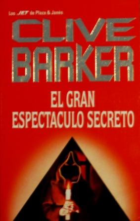 Clive Barker - Great And Secret Show - Spain, 1994