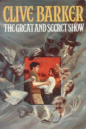 Clive Barker - Great And Secret Show - UK Proof