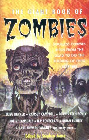 Giant Book of Zombies - Parragon, 1995