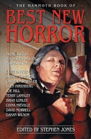 Best New Horror 17, UK edition, 2006