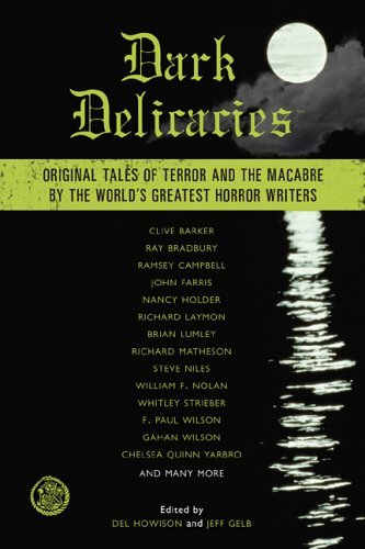 Dark Delicacies - hardback 1st edition, 2005
