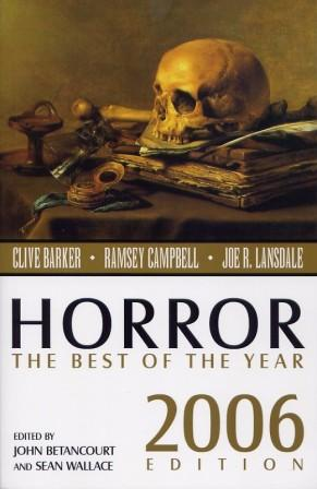 Horror: The Best of the Year, 2006