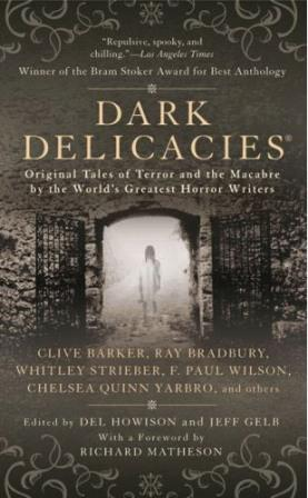 Dark Delicacies - paperback edition, 2007