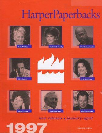 HarperPaperbacks - January-April 1997