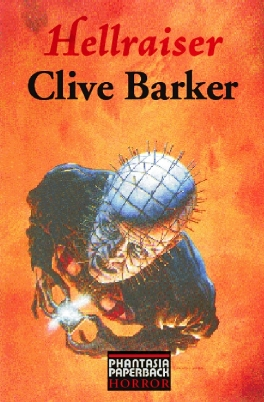 Clive Barker - Hellbound Heart - Germany, 2006
