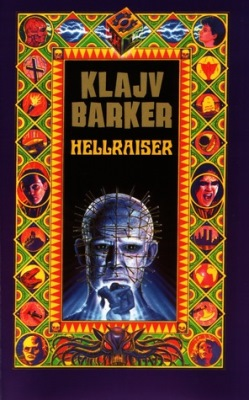 Clive Barker - Hellbound Heart - Serbia, 2008