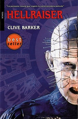 Clive Barker - Hellbound Heart - Spain, 2008