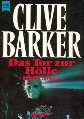 Clive Barker - Hellbound Heart - Germany, 1992