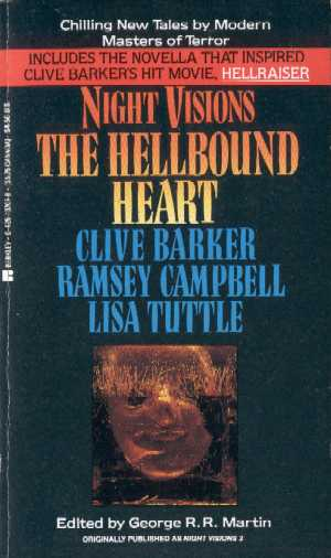 Night Visions: Hellbound Heart - US paperback edition