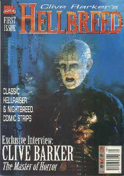 Clive Barker's Hellbreed, No 1, May 1995